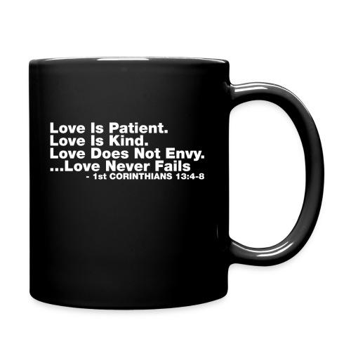 Love Bible Verse - Full Color Mug