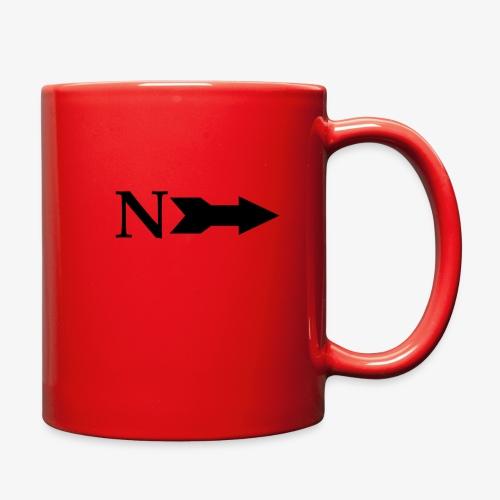 Narrow Logo Black - Full Color Mug