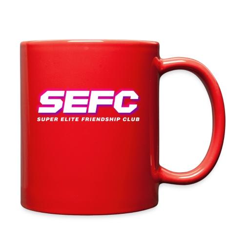 Super Elite Friendship Club Logo Vapor v2 - Full Color Mug