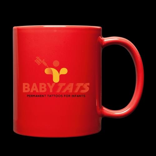 BABY TATS - TATTOOS FOR INFANTS! - Full Color Mug