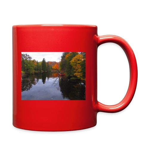 Nature Coffee Cup - Full Color Mug