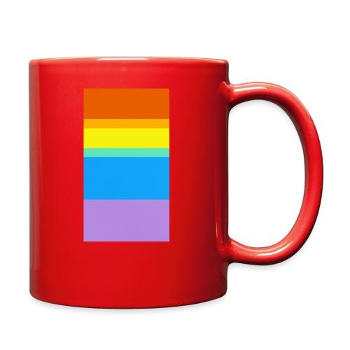Modern Rainbow - Full Color Mug
