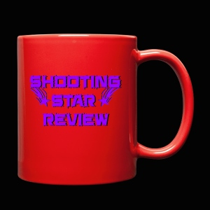 Shooting Star Review Purple Logo - Full Color Mug