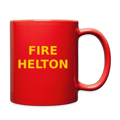 Fire Helton Shirt - Full Color Mug
