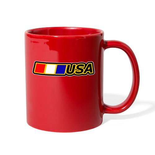USA - Full Color Mug