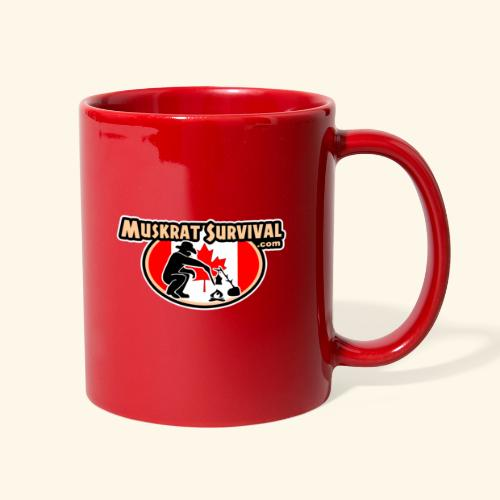 Muskrat Badge 2020 - Full Color Mug