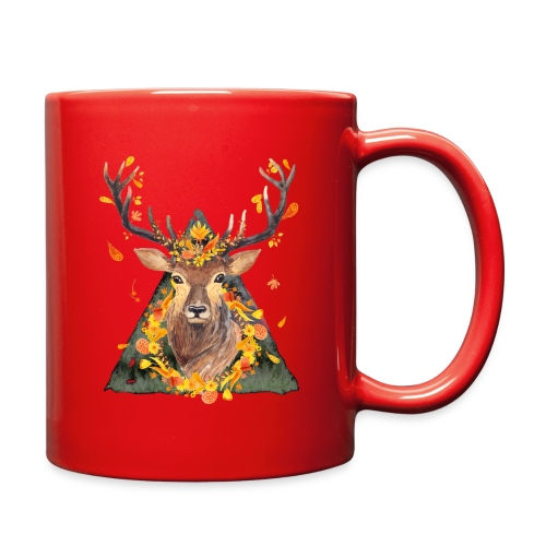 The Spirit of the Forest - Full Color Mug
