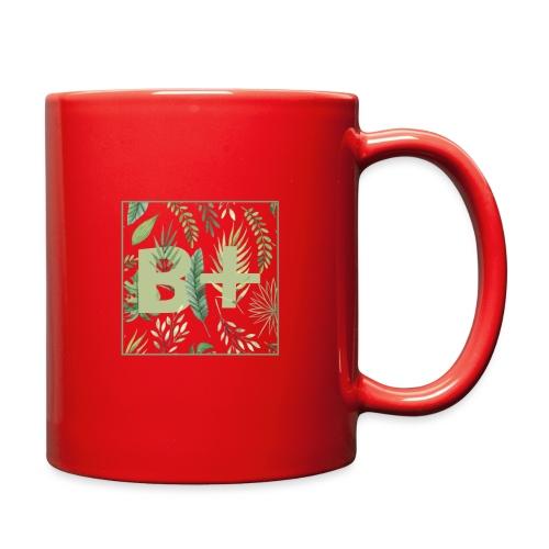Be positive - Full Color Mug