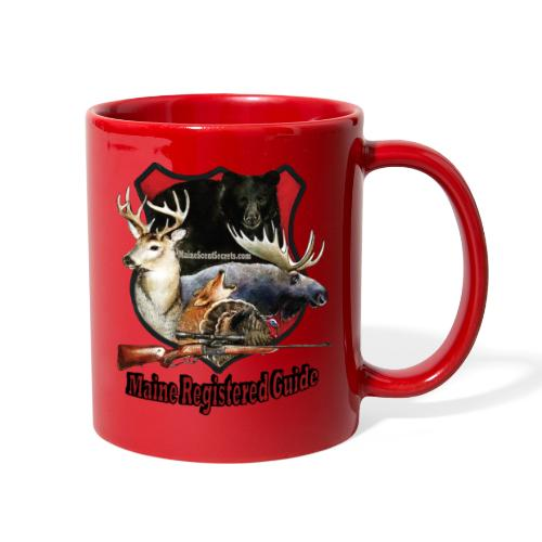 Maine Registerd Guide - Full Color Mug