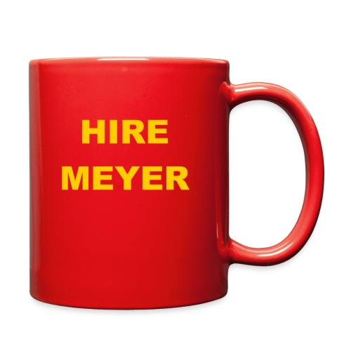Hire Meyer - Full Color Mug