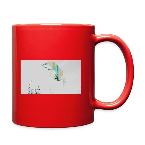 Pixel Jump - Full Color Mug