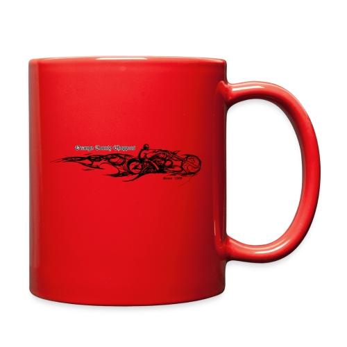Sketch Rider Front - Full Color Mug
