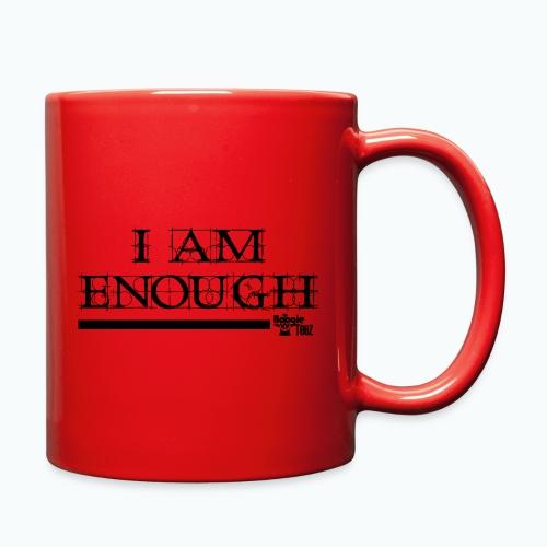 ENOUGH - Full Color Mug