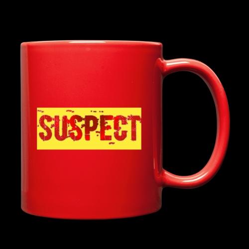 SUSPECT - Full Color Mug