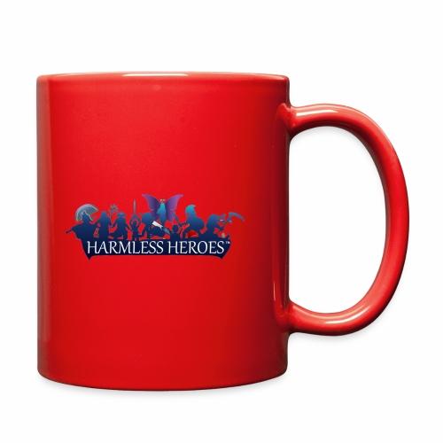 MamaNostariel Round Logo - Full Color Mug