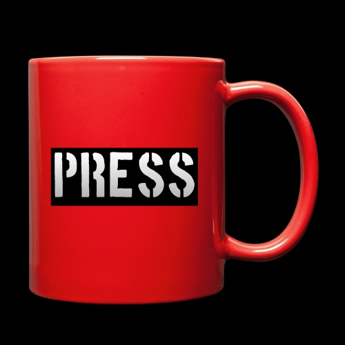 THIS is your PRESS PASS to the WORLD! - Full Color Mug