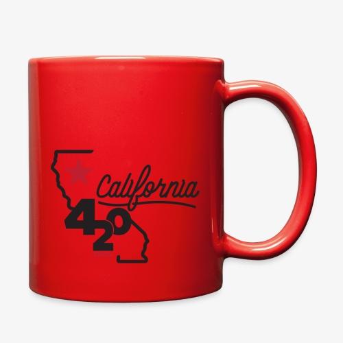 California 420 - Full Color Mug