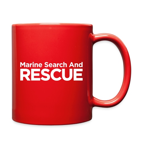 Marine Search and Rescue - Full Color Mug