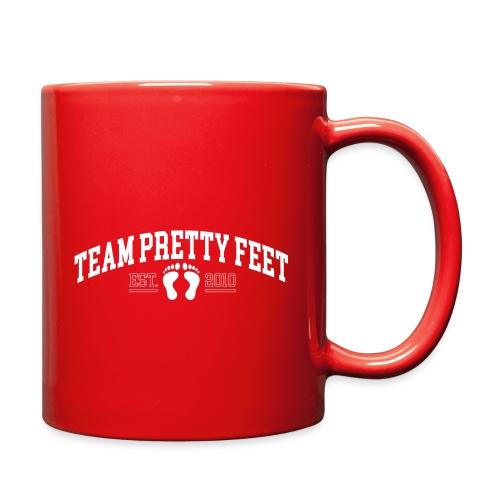 Team Pretty Feet™ Universi-TEE - Full Color Mug
