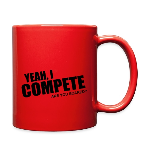 compete - Full Color Mug