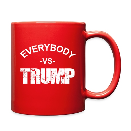 Everybody VS Trump - Full Color Mug