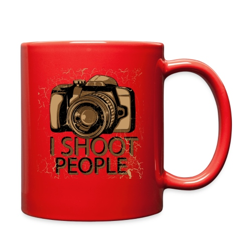 Photographer - Full Color Mug
