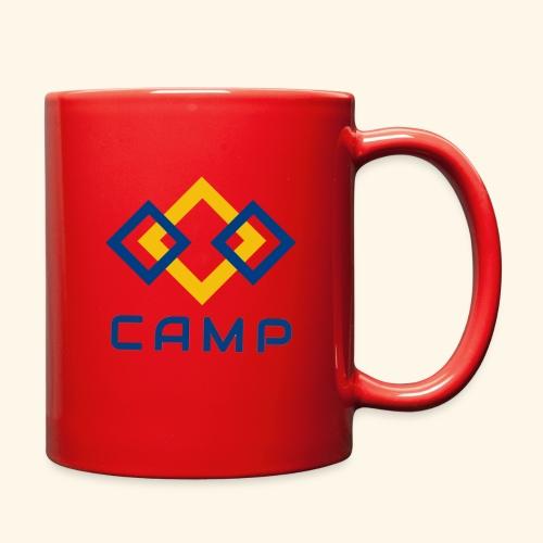 CAMP LOGO and products - Full Color Mug