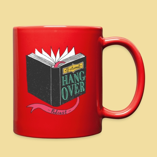 Fictional Hangover Book - Full Color Mug