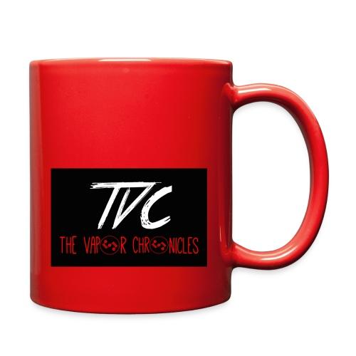 fire above TVC - Full Color Mug