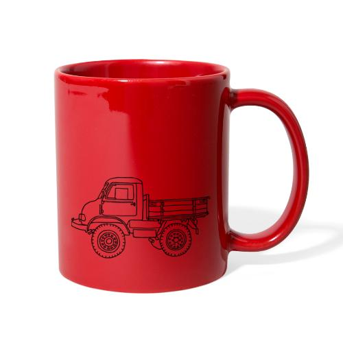 Off-road truck, transporter - Full Color Mug