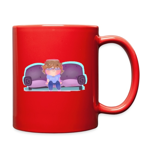 Come Sit - Full Color Mug