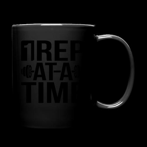 1Rep at a Time - Full Color Mug