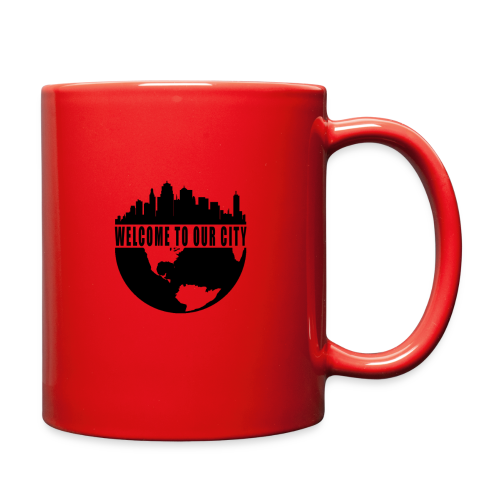 WTOC Logo Black - Full Color Mug
