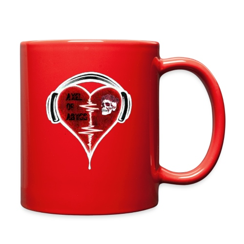 Axelofabyss Music in your heart - Full Color Mug