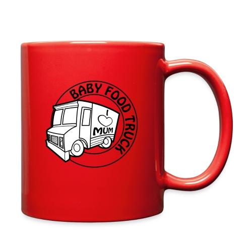 Baby Food truck - Full Color Mug