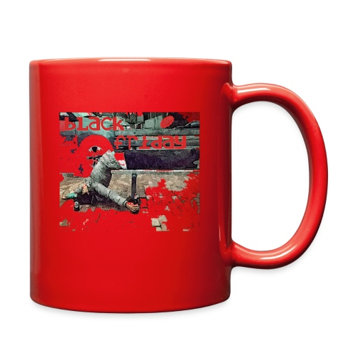 black friday - Full Color Mug