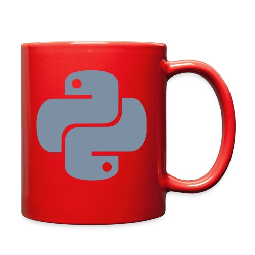 Python Logo - Full Color Mug