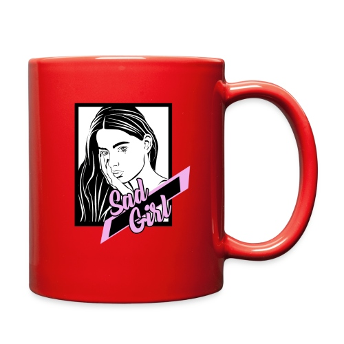 SADGIRL - Full Color Mug