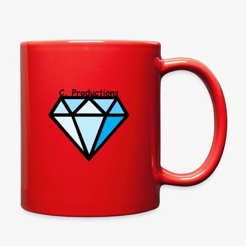 C. Productions Diamond Logo - Full Color Mug