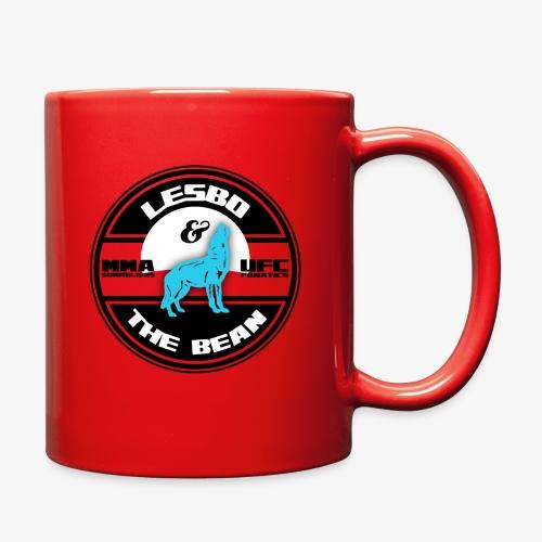 Lesbo and The Bean Logo - Full Color Mug