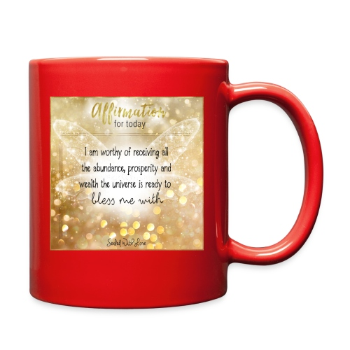 Abundance - Full Color Mug