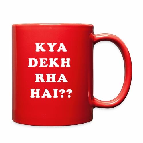 Kya Dekh Raha Hai - Full Color Mug