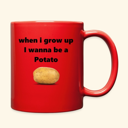 pOtAtO - Full Color Mug
