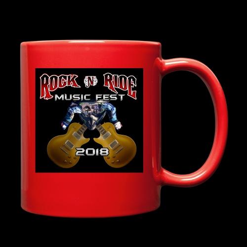 RocknRide Design - Full Color Mug