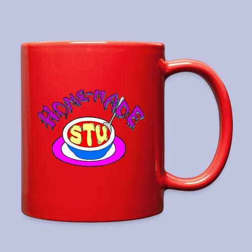 home made stu Logo - Full Color Mug