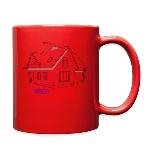 Fannie & Freddie Joke - Full Color Mug