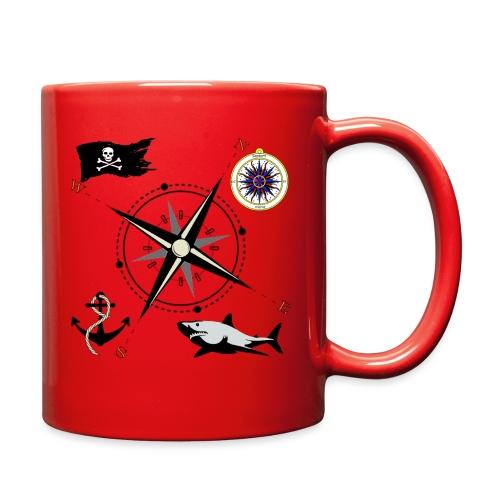 Nautical Designs - Full Color Mug