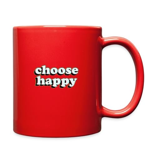 Choose Happy - Full Color Mug