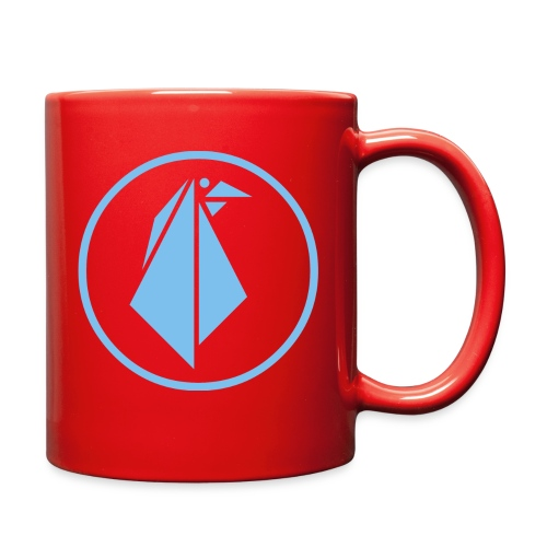 EMPEROR PENGUINS Blue Penguin Logo - Full Color Mug