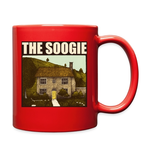 Cabbit House Faux Vintage T Shirt by The Soogie - Full Color Mug